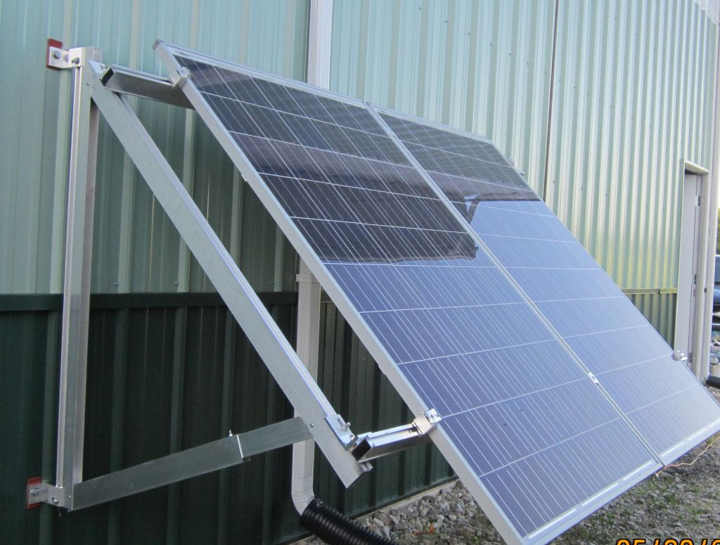 Barn Solar Array 460 Watt