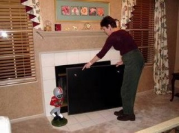 Magnetic Fireplace Cover | Wattworks